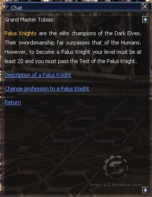 palus knigh